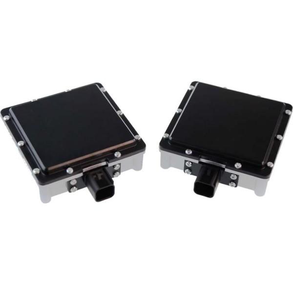 Blind Spot Detection Universal Lane Departure Kit With Microwave Sensors
