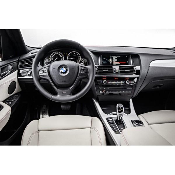 BMW X3 F25/X4 F26 2014-2017 ANDROID SATNAV RADIO CAR AUDIO SOUND SYSTEM