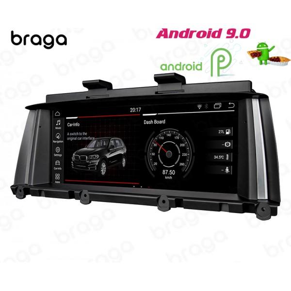 BMW X3 F25/X4 F26 2014-2017 ANDROID SATNAV RADIO C...