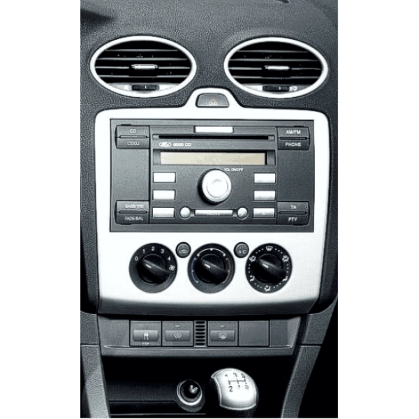 Ford Focus II Manual Aircon 2005 - 2011 10.1 Inch ...