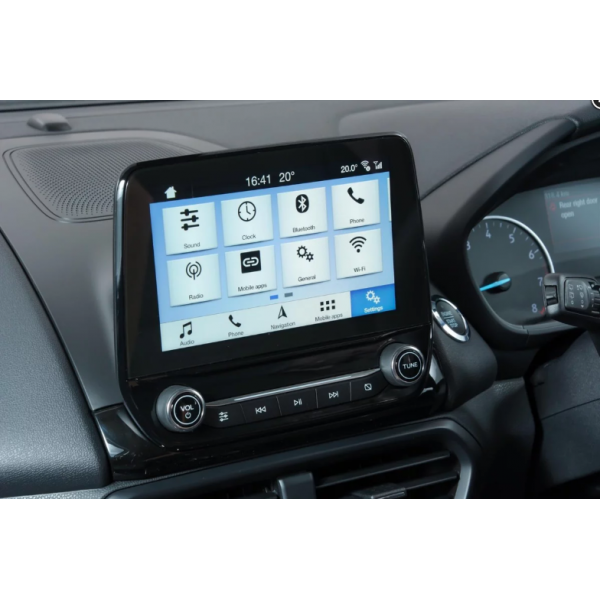 Ford Ecosport Fiesta 2017 - 2019 9 Inch Android Satnav Radio Car Audio Sound System