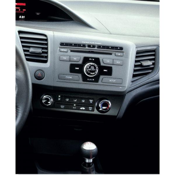 Honda Civic LHD 2006 - 2011 10.1 Inch Android Satn...