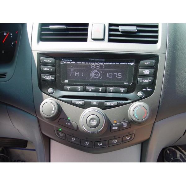 Honda Accord 7th GEN 2003 - 2007 10.1 Inch Android Satnav Radio Car Audio Sound System