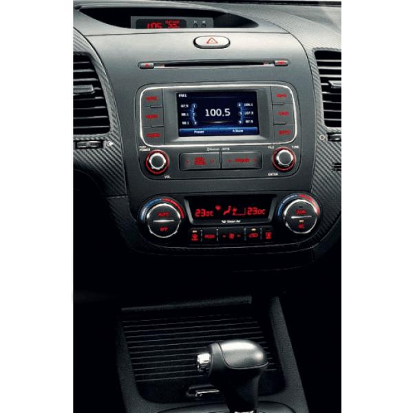 Kia K3 Cerato Forte LHD 2012 - 2016 Android 10.1 Inch  Car Audio Sound System