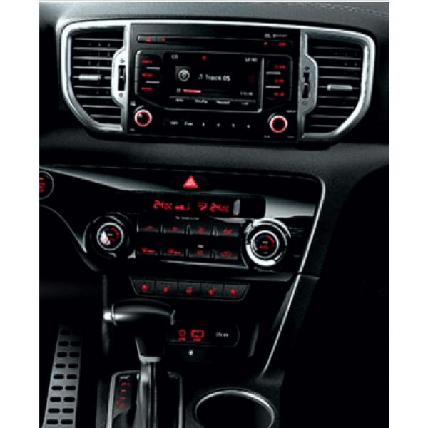 KIA Sportage QL KX5 2015 - 2017 9 Inch Android Satnav Radio Car Audio Sound System