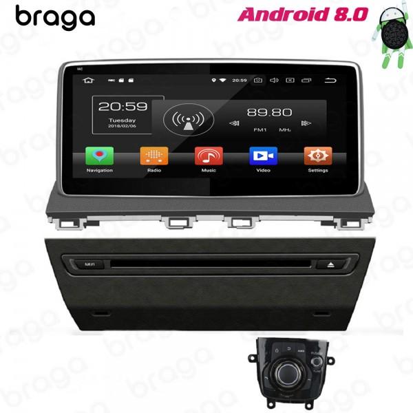 Mazda 3 2012 - 2018 10.25 Inch Android DVD Satnav ...