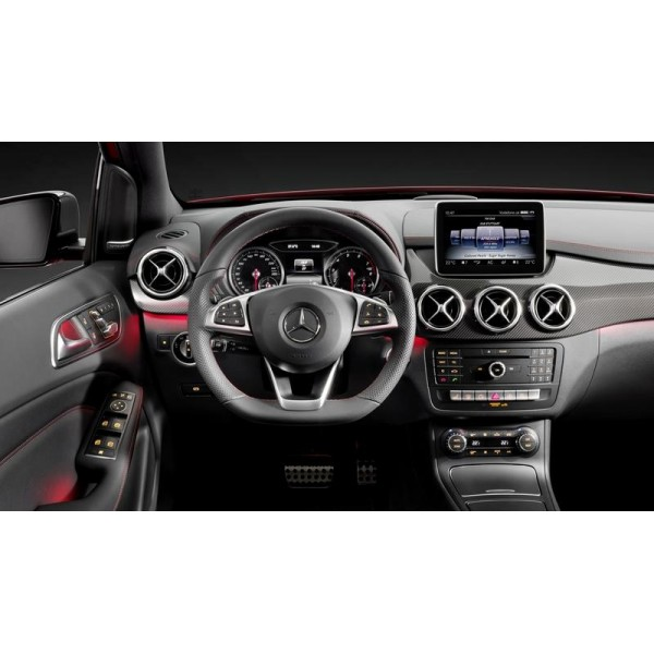 MERCEDES B-Class LHD W246 2013 - 2019 NTG 10.25 INCH ANDROID SATNAV RADIO CAR SOUND SYSTEM