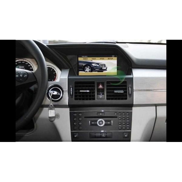 MERCEDES GLK X204 2008 - 2010 NTG 4.0 10.25 INCH ANDROID SATNAV RADIO CAR SOUND SYSTEM