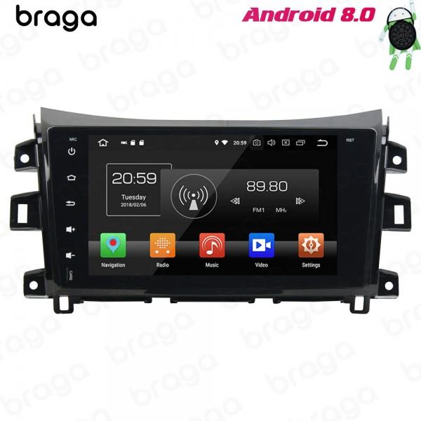 Nissan Navara 2016 - 2019 9 Inch Android Satnav Radio Car Audio Sound System