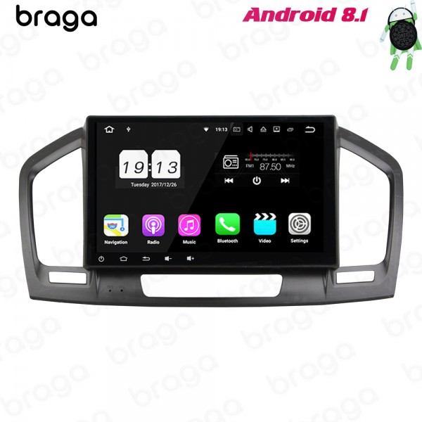 Opel Insignia Vauxhill 2008 - 2013 9 Inch Android ...