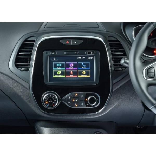 Renault Captur 2016 - 2019 9 Inch Auto A/C Android Satnav Radio Car Audio Sound System