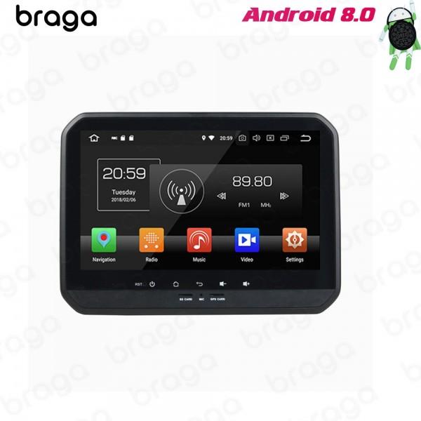 Suzuki Ignis 2016 - 2019 9 Inch Android Satnav Radio Car Audio Sound System
