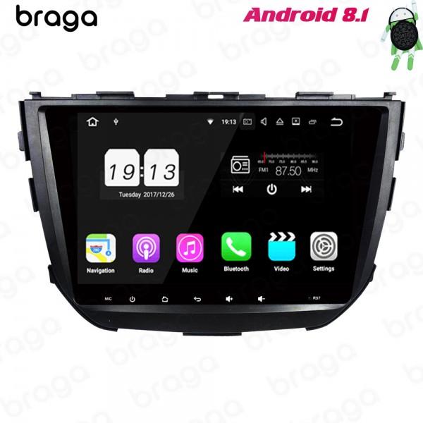 Suzuki Vitara 2014 - 2018 9 Inch Android Satnav Ra...