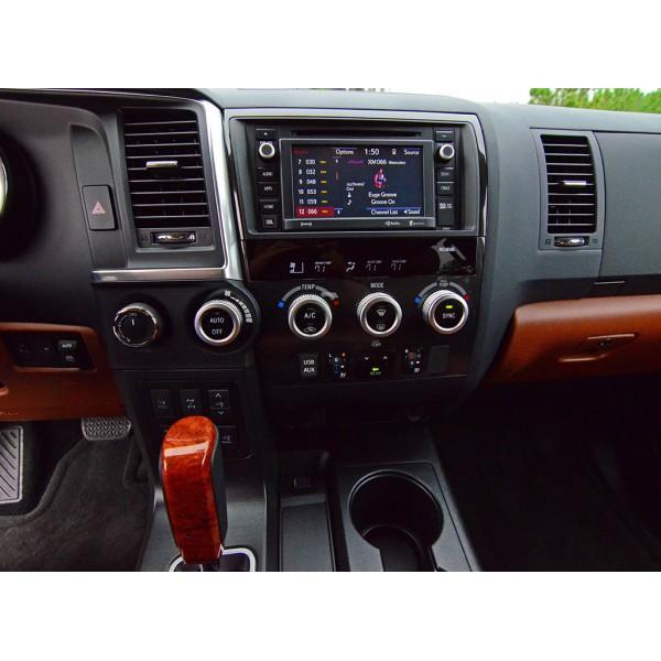 Toyota Sequoia Tundra 2006 - 2014 Android Satnav Radio Car Audio Sound System