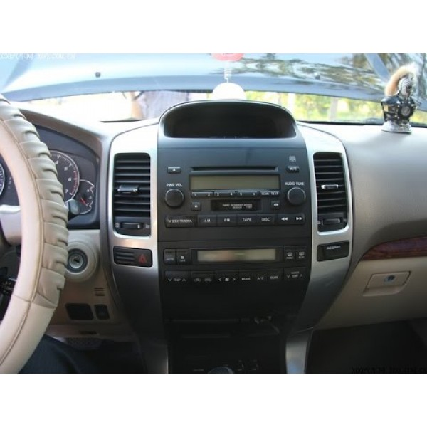 Toyota Prado 120 Series 2002 - 2010 9 Inch Android Satnav Radio Car Audio Sound System