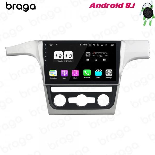 Volkswagen Passat 2013 - 2015 10.1 Inch Android Satnav Radio Car Audio Sound System