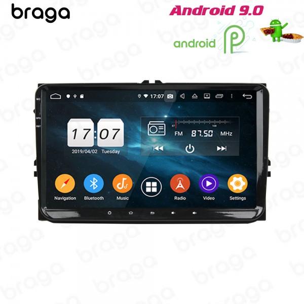 Volkswagen Universal 9 Inch Android Satnav Radio C...