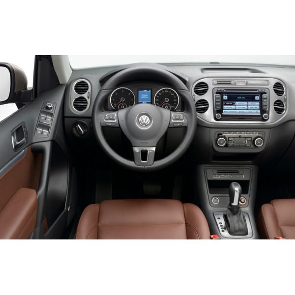 Volkswagen Tiguan 2010 - 2015 10.1 Inch Android Satnav Radio Car Audio Sound System